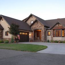Transitional Exterior by AXIS Productions