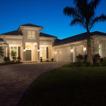Riverfront Home