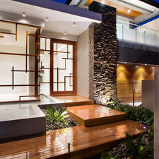 Contemporary Exterior by Project Designs Architects
