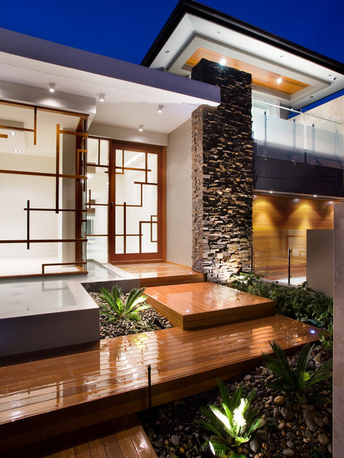Entrance lobby design ideas pictures remodel and decor for Home garden design houzz