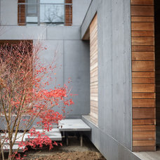 Contemporary Exterior by BWArchitects (formerly Basil Walter Architects)