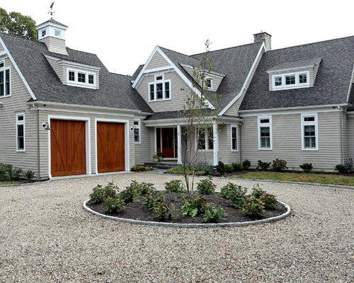 Nantucket gray home design ideas renovations photos for Keystone grey sherwin williams exterior