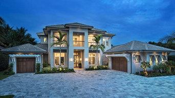 Riviera Spec House in Naples, FL - Award Winning Design