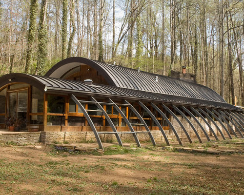 Quonset Hut Home Design Ideas Pictures Remodel And Decor