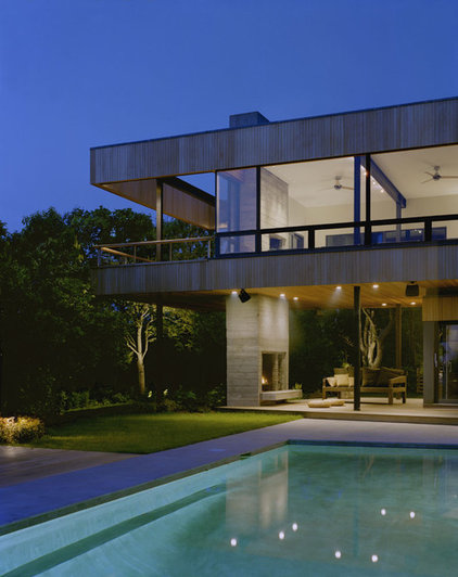 Modern Exterior by Robert Young Architects