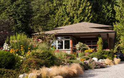 My Houzz: Green Home Tucked in a Canadian Forest