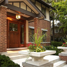 Traditional Exterior by Roberts Construction