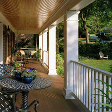 Traditional Exterior by Larry sauer