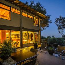 Modern Exterior by Dennis Mayer, Photographer