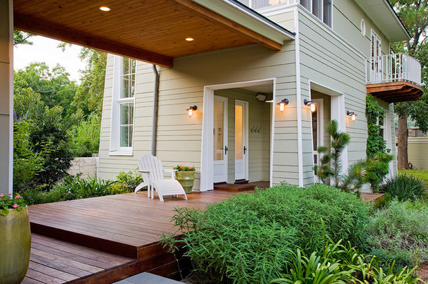 Traditional Exterior by LaRue Architects