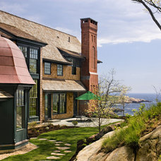 Traditional Exterior by Albert, Righter & Tittmann Architects, Inc.