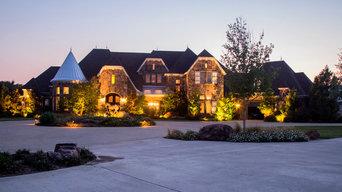 Rockwall TX Horse Ranch - Lighting/Gen Contracting