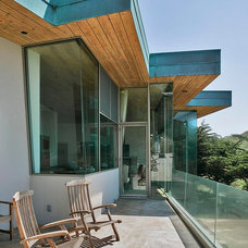 Contemporary Exterior by Studio Schicketanz