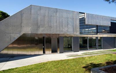 15 arkitektoniska betongpärlor världen över