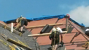 Roof Replacement Residential