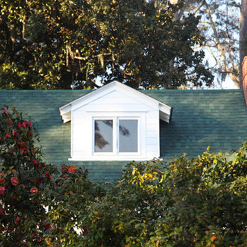 Roofing and paint work