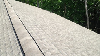 Roofing completed