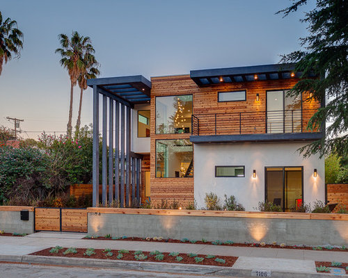 los angeles exterior home design ideas remodels photos