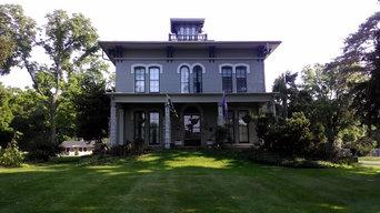 Rose Hill 1860s remodel