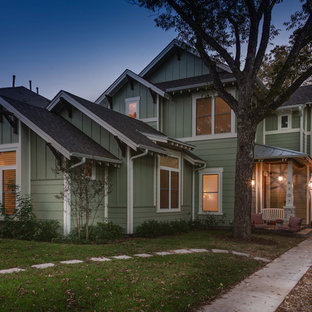 Sage Green Exterior Houzz