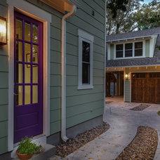 Craftsman Exterior by Greenbelt Construction
