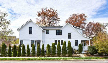 5 Eye-Catching Exterior Transformations