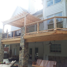 Traditional Exterior by Hearthstone Environments
