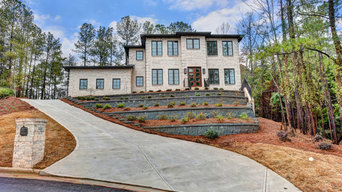 Roswell GA - Custon Home