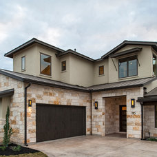 Traditional Exterior by Seven Custom Homes