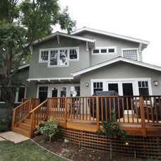 Craftsman Exterior by Nunley Custom Homes