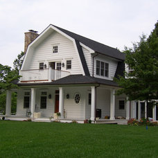 Traditional Exterior by Alfredo R. Trevino, AIA
