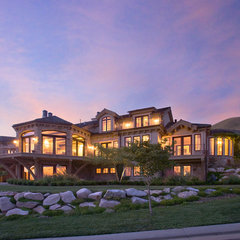 mediterranean exterior by Highland Group