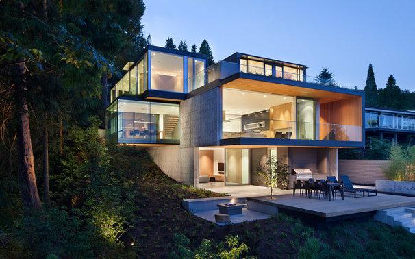 Modern Exterior by splyce design