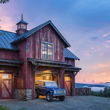 Rustic Barn Workshop