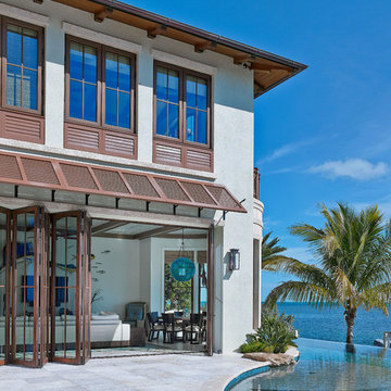 Rustic Caribbean Estate