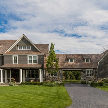 Rustic Chic New Construction - Northbrook, IL
