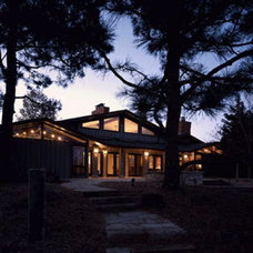 Contemporary Exterior by Doug Walter Architects/Godden-Sudik Architects
