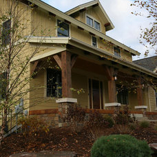 Craftsman Exterior by New Urban Home Builders