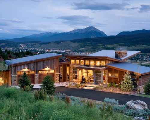 Mountain Home Home Design Ideas Pictures Remodel And Decor