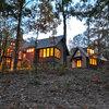 Houzz Tour: Adirondack Camp Inspiration on an Alabama Lake