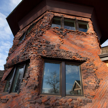 Rustic Exterior