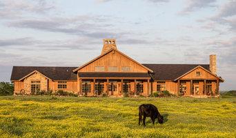 Rustic Farm House Exterior