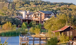 Rustic Hill Country
