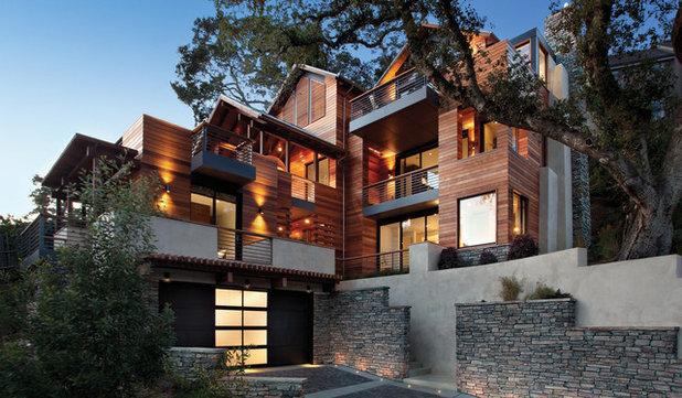 Rustic Exterior by Eldorado Stone