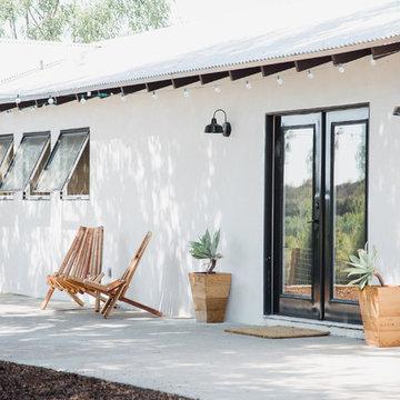 Rustic Modern Ranch