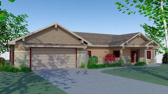 Rustic Residential Modular Home