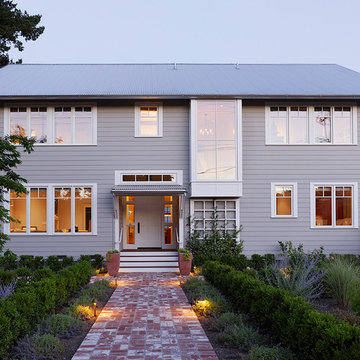 Rutherford Residence