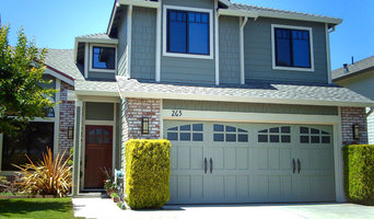RW Garage Doors ECO Carriage House Garage Door