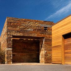Modern Exterior by RYAN ASSOCIATES GENERAL CONTRACTORS