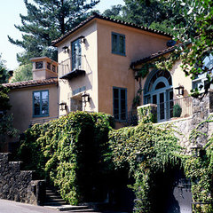 mediterranean exterior by RYAN ASSOCIATES GENERAL CONTRACTORS